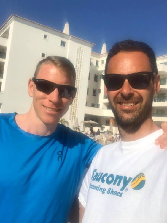 Andy Vernon Algarve Camp 2020